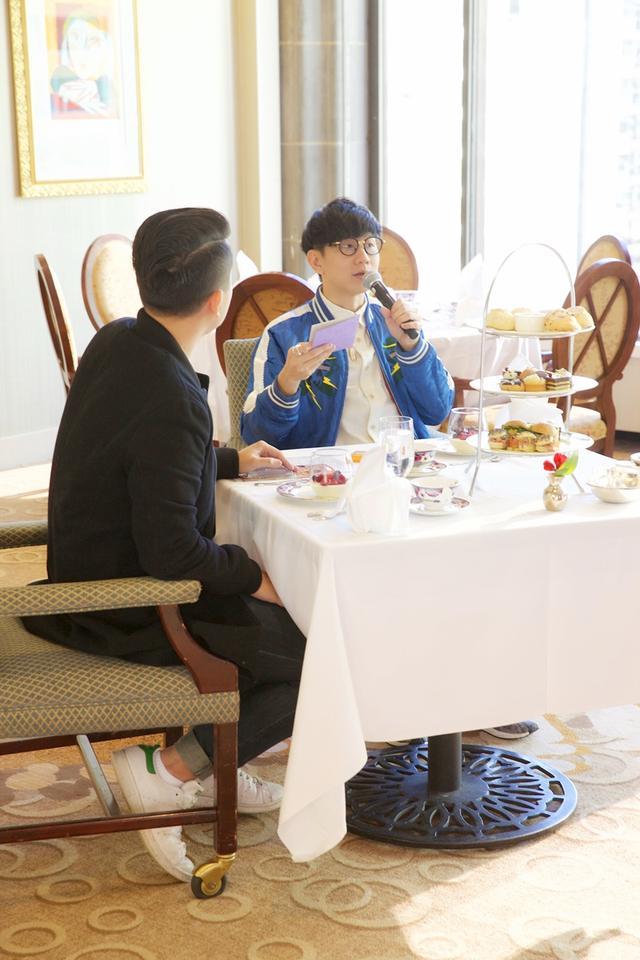 """林俊杰美加演唱会 与温哥华""""老婆""""共进下午茶"""