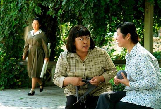 《大丽家的往事》热播 李菁菁演庄嫂气质胜当年