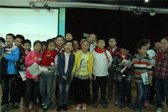 微电影《少年志中国强》进校园 关注儿童成长娱乐