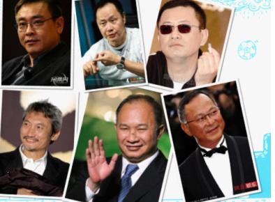 回顾香港电影圈鼎盛时代 好片导演巨星带动潮流