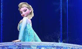 《冰雪奇缘》霸气公主<