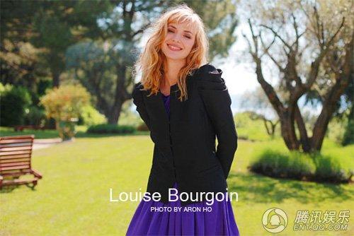 独家专访吕克·贝松女主角布尔昆:他是个超人
