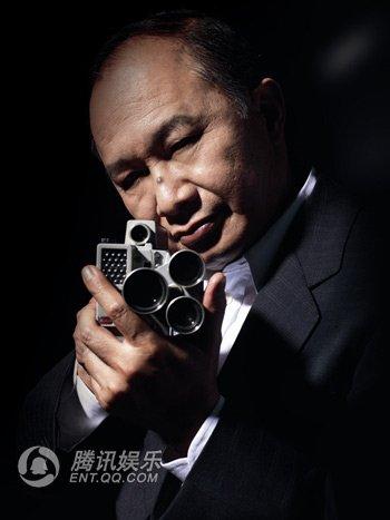 吴宇森出任上影节评委会主席 将展映其经典作品
