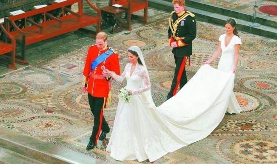 揭英王室婚礼幕后故事:婚戒黄金来自专属金矿