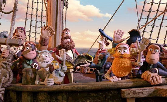 《神奇海盗团》首日受热捧 动画片引领六月档期