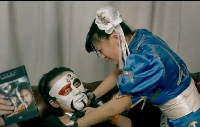 《不吐不快2》:女汉子春丽上演爸爸去哪儿