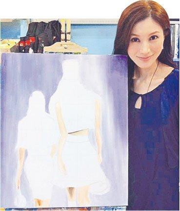 李嘉欣怀4月女胎老公兴奋 留港待产不回应孕事