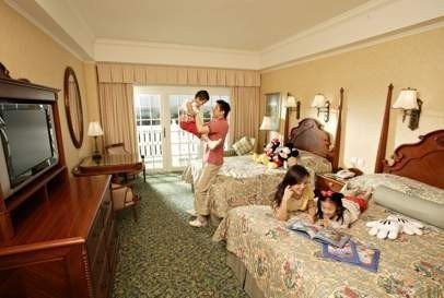 住迪士尼乐园2大酒店 享酒店专用连日门票优惠