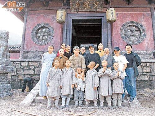 """《新少林寺》贺岁档上映 成龙宠爱""""新释小龙"""""""