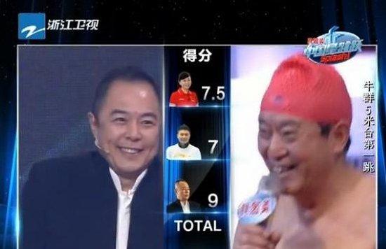《星跳跃》评委张铁林回应质疑:不为公正打分