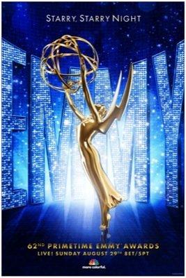 第62届美国电视艾美奖完全提名名单