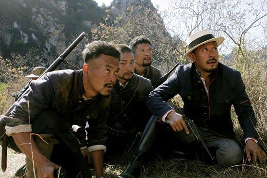 《让子弹飞》姜文鼓励廖凡抢戏 打造幸福子弹