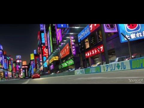 视频 皮克斯 汽车总动员2 发布正式预告片高清图片