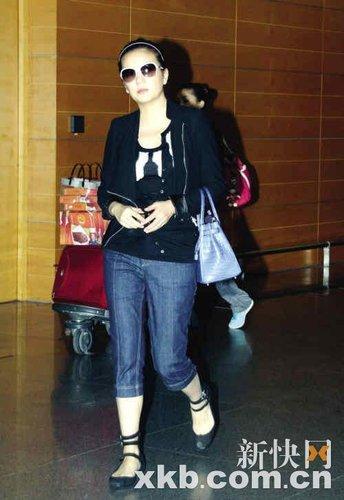 上海电影节今晚开幕 赵薇现身张柏芝有望走红毯
