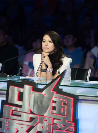 章子怡跨界担任《中国最强音》导师 获专家力挺