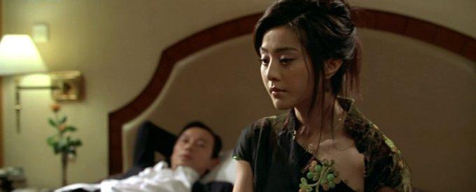 """冯小刚执导《手机》里,""""武月""""被公认为范冰冰演绎的""""最好角色""""。"""