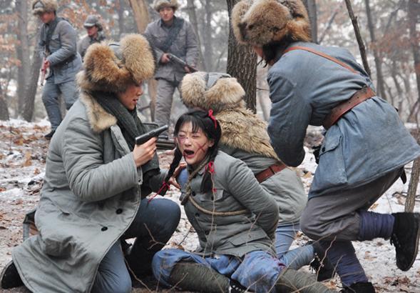 《女人的抗战》登陆央视 孙佳奇新角色正能量