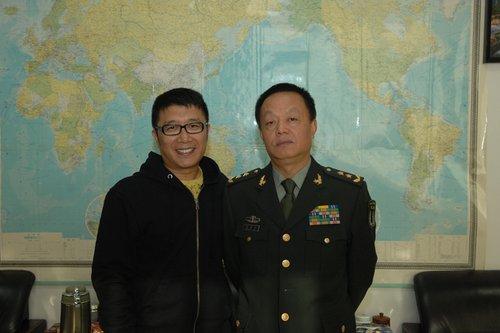原二炮副政委亲写《红楼梦》 庞龙打造文化音乐