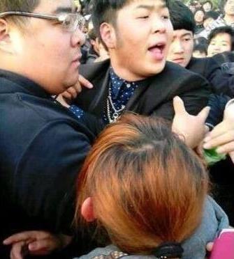 杜海涛打人视频曝光 经纪人:台里正在处理