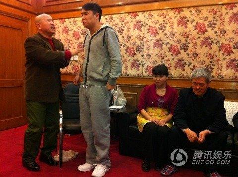 独家连线王小利:第一次与老婆合作很默契