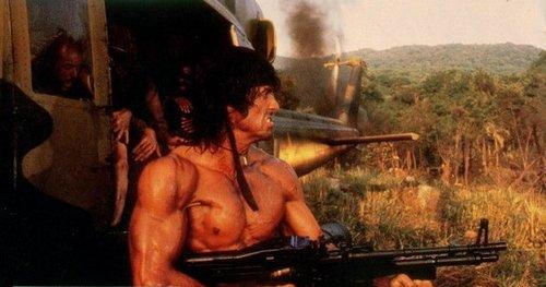 全局盘点:电影《敢死队》中的肌肉型男