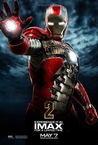 必看《钢铁侠2》的十大理由