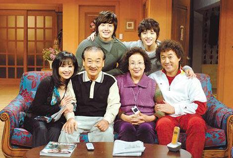 赵本山翻拍韩剧《搞笑一家人》 长达250集