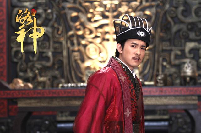 来自三国的极品高富帅 盘点《新洛神》中的男神