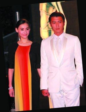 谢霆锋张柏芝宣布离婚 演艺之家解体星路仍光明