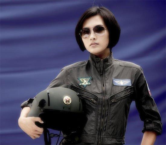 《第五空间》央视重播 女飞行员郑罗茜再上荧屏