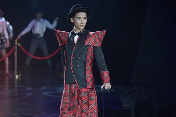 《中国好男儿》贾征宇:东北男孩也能灵致出彩