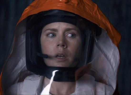 《降临》编剧:《星际穿越》影响我们改变结尾