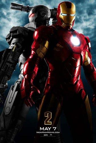北美:《钢铁侠2》重拳出击 亿元票房独领风骚