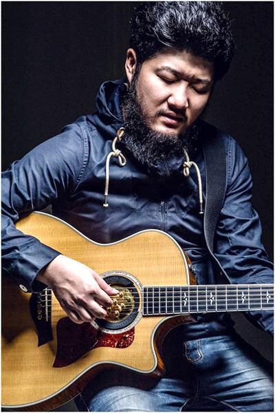胡子哥苏立生发单曲 成首位发歌的新歌声学员