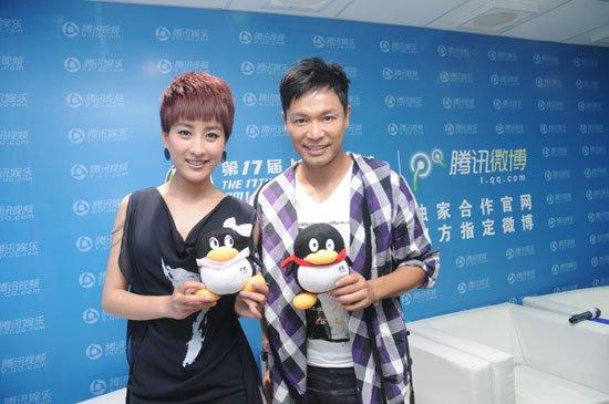 《欢乐元帅》主演做客 郭晋安自曝7月初再当爹