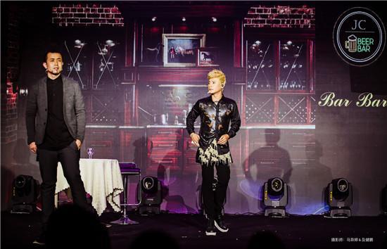 陈志朋新专辑首唱会 大声SAY《他和她·爱》