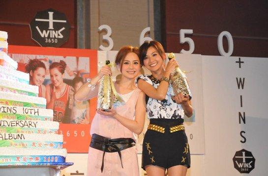 Twins《3650》北京发布 强势首发开启全新十年