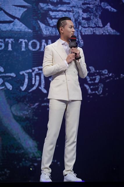秦俊杰出演《盗墓笔记》第二季 角色未知引猜想