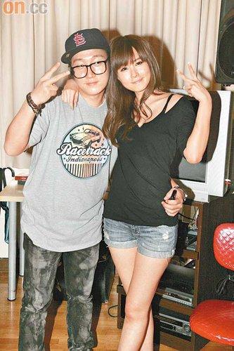 傅颖新歌舞秀性感 Wonder Girls排舞老师助阵
