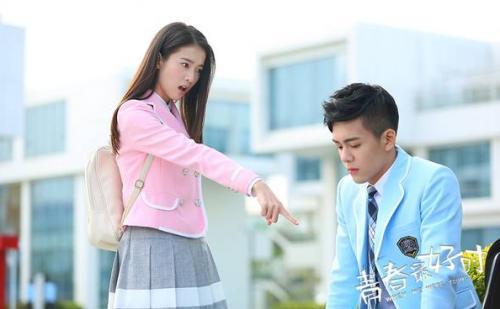 张雪迎:高考时经常和关晓彤聊学习