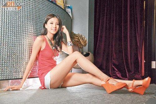 成名后的陈嘉桓心态与一般少女无异,都希望有一大班朋友陪她过生日。