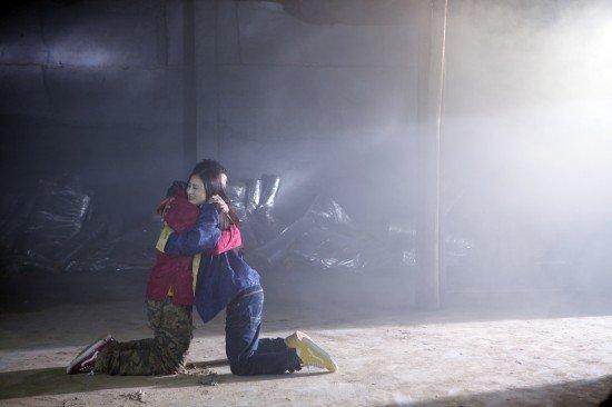 刘羽琦另类爆笑出镜 给力支持《东成西就2011》