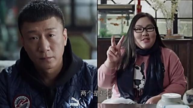 《好先生》 孙红雷与特型演员演员陈丹娜对戏