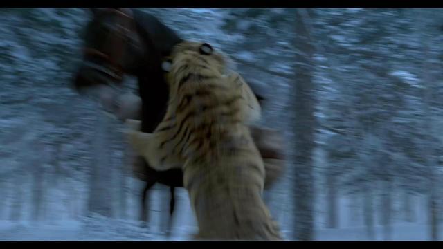 《智取威虎山》vs《少年派》:一场老虎的较量