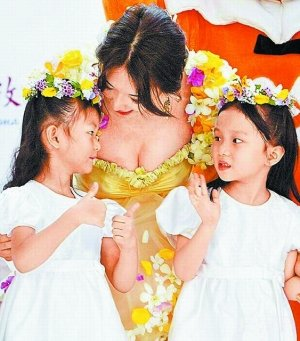 林志玲致力公益 投下千万台币成立慈善基金会