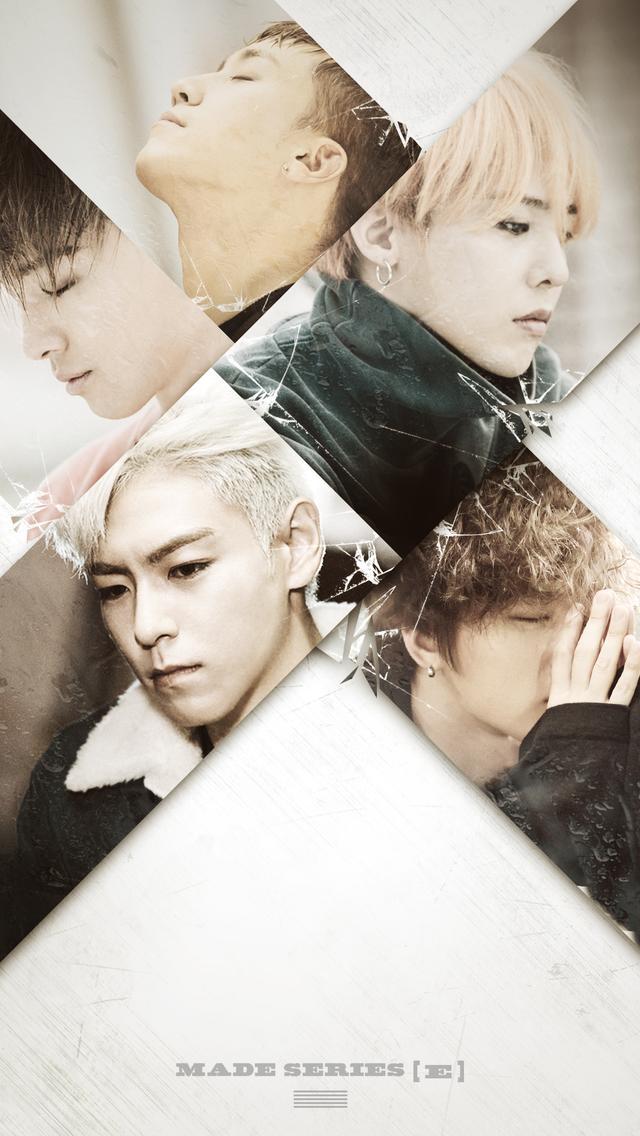 BIGBANG《我们不要相爱》韩国音源榜单8连冠