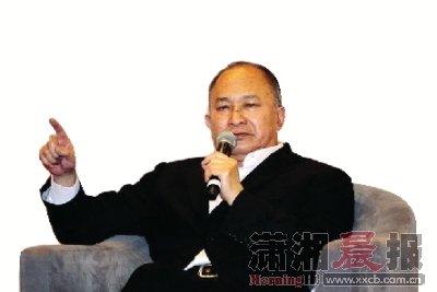 吴宇森冯小刚相聚上影节论坛 为新导演出谋划策