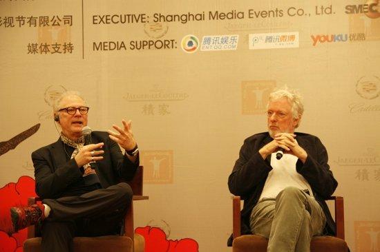 上海电影节主席讲坛实录:泛媒体时代精英创作