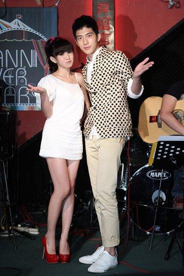 井柏然台湾首度开个唱 向张学友陈奕迅致敬