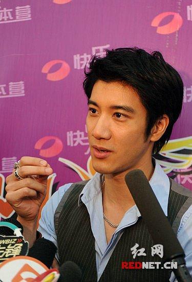 王力宏:我做导演不是玩票 将放慢发片节奏(图)
